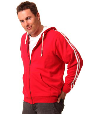 Picture of Winning Spirit - FL23 - Men's Contrast French Terry Hoodie