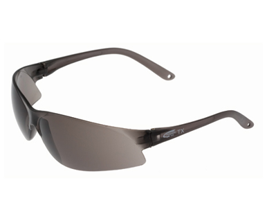 Picture of VisionSafe -168GYSD - Smoke Hard Coat Safety Glasses