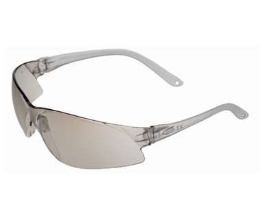 Picture of VisionSafe -168CLSM - Silver I/O Mirror Safety Glasses