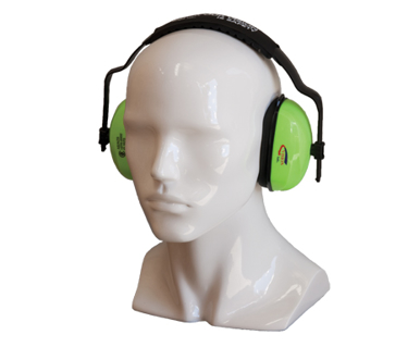 Picture of VisionSafe -EM-206 -  Class 5 Earmuff EAR PROTECTION