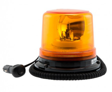 Picture of VisionSafe -ARHU3124BM-12V - ROTATING BEACON - Magnetic