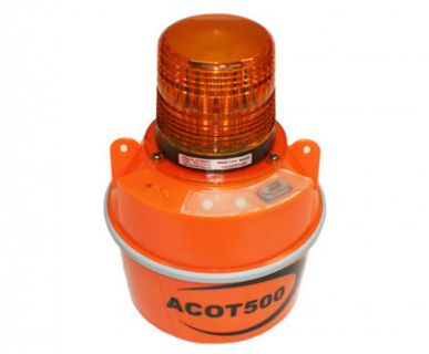 Picture of VisionSafe -ALB7006BM6 - PORTABLE RECHARGEABLE BEACON - 6 Magnets