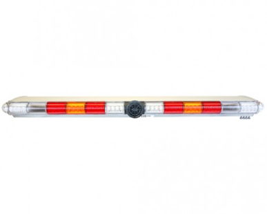 Picture of VisionSafe -ALM1574-262BA97 - ASSASSIN LED MINE SITE LIGHT BAR