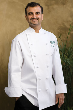 Picture of Chef Works - CKCC - Montreaux Executive Chef Coat