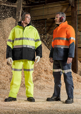Picture of Syzmik - ZJ352 - Mens Taped Storm Pant