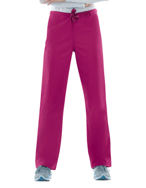 Picture of CHEROKEE-4100-Cherokee Workwear Unisex Drawstring Medical Scrub Pants