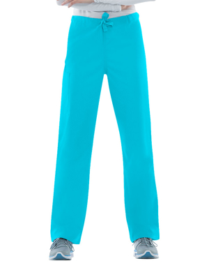 Picture of CHEROKEE-CH-4100T-Cherokee Workwear Unisex Tall Drawstring Medical Scrub Pants