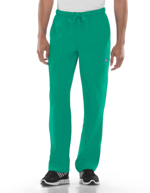 Picture of CHEROKEE-CH-4000-Cherokee Workwear Men's Drawstring Cargo Scrub Pant