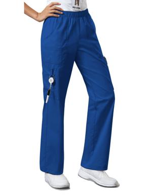Picture of CHEROKEE-CH-4005P-Cherokee WorkWear Women's Straight Leg Petite Scrub Pants