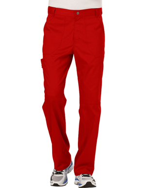 Picture of CHEROKEE- CH-WW140S-Cherokee Workwear Revolution Mens Fly Front Petite Pant