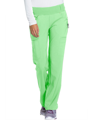 Picture of CHEROKEE-CH-CK002-Cherokee iflex Mid-Rise Straight Leg Cargo Scrub Pant