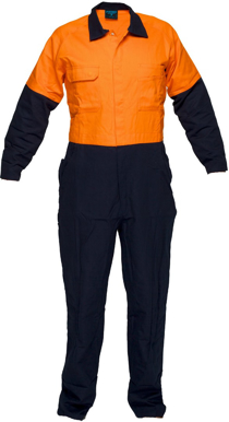 Picture of Prime Mover-MW931-REGULAR WEIGHT COMBINATION COVERALLS