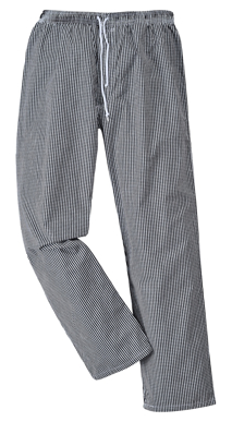 Picture of Prime Mover-C079-Bromley' Chef Trousers