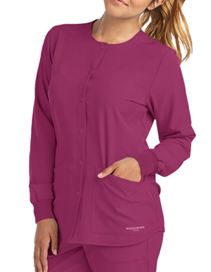 Picture of Skechers Scrubs-SK401- Women's Stability Snap Front Jacket
