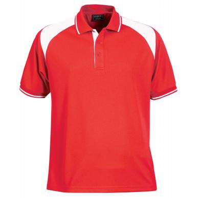 Picture of Stencil Uniforms-1022-Mens S/S CLUB POLO