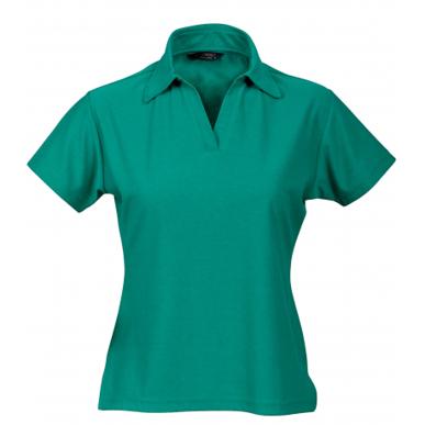 Picture of Stencil Uniforms-1130-Ladies S/S SOLAR-LITE POLO