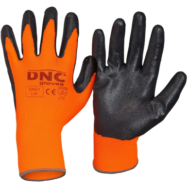 Picture of DNC Workwear-GN01-Nitrile Basic/smooth finish