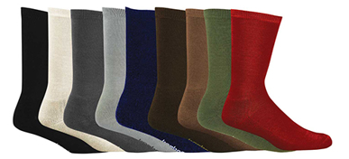 Picture of Bamboo Textiles-BABUSINESS-Comfort Business Socks
