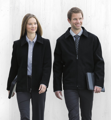 Picture of Gear For Life-MWJ-Melton Wool Ceo Jacket  - Mens