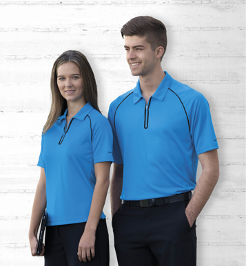 Picture of Gear For Life-WDGDP-Dri Gear Dimension Polo - Womens