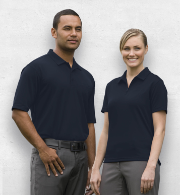 Picture of Gear For Life-WDGAXP-Dri Gear Axis Polo - Womens