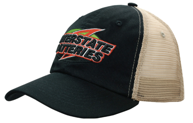 Picture of Headwear Stockist-4145-Chino Twill With Soft Mesh
