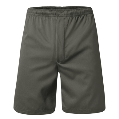 Picture of LW Reid-18666-Arabanoo Gaberdine Shorts