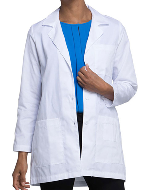 Picture of Cherokee Uniforms-CH-346-Cherokee Women 32 Inches Multiple Pocket Medical Lab Coat