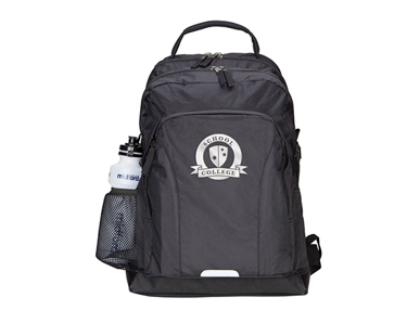 Picture of Midford Uniforms-BAG03-CAMPUS 2 COMPARTMENT SCHOOL BACKPACK (MB03)