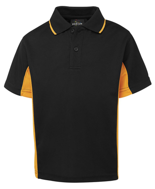 Picture of JBs Wear-7PP3-PODIUM KIDS CONTRAST POLO