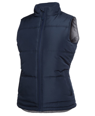 Picture of JBs Wear-3ADV1-JB's LADIES ADVENTURE PUFFER VEST