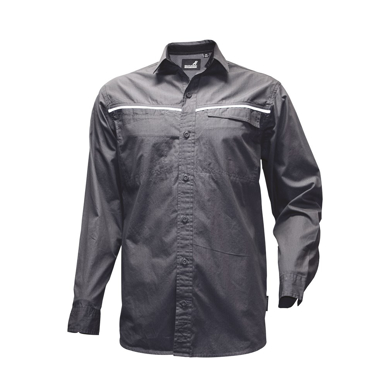 Picture of Mack Workwear-MKALS0001-Alloy Cotton Ripstop Long Sleeve Shirt