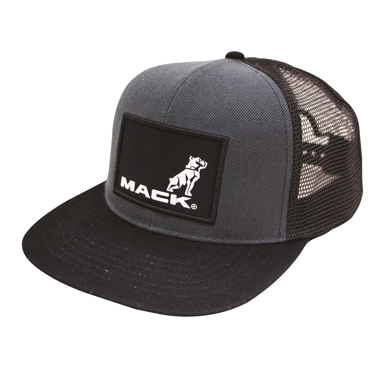 Picture of Mack Workwear -MKTRUKHAT-Flat Brim Trucker Hat