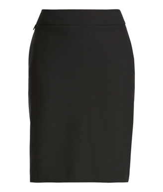 Picture of NNT Uniforms-CAT2NH-BLK-Pencil Skirt