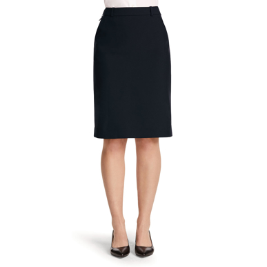 Picture of NNT Uniforms-CAT2NJ-NAV-Pleat Skirt