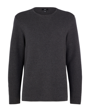 Picture of NNT Uniforms-CATE38-CHP-Long Sleeve Knit Jumper