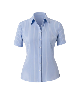 Picture of NNT Uniforms-CAT48E-BES-Short Sleeve Action Back Shirt