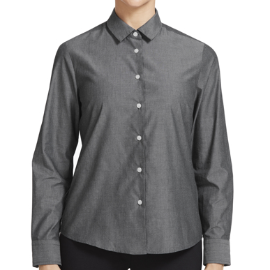 Picture of NNT Uniforms-CATU69-BWC-Chambray Long Sleeve Shirt
