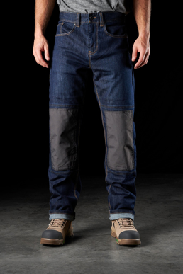 Picture of FXD Workwear-WD-1-Work Jean With Kneepad Pockets