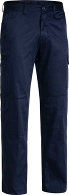 Picture of Bisley Workwear-BP6899-Cotton Drill Lightweight Work Pant