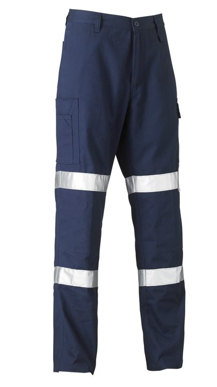 Picture of Bisley Workwear-BP6999T-3M Taped Biomotion Cool Lightweight Utility Pant