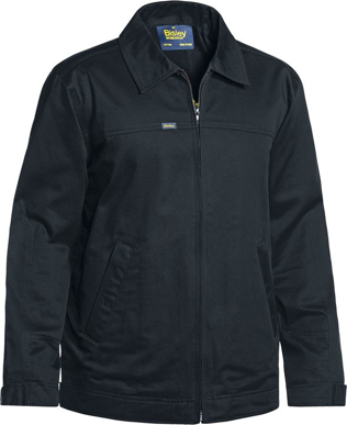 Picture of Bisley Workwear-BJ6916-Cotton Drill Jacket With Liquid Repellent Finish