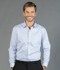Picture of Gloweave-1251L-MEN'S SQUARE TEXTURED LONG SLEEVE SHIRT-GUILDFORD