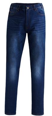 Picture of Ritemate Workwear-RMPC016-Distress Denim Jean