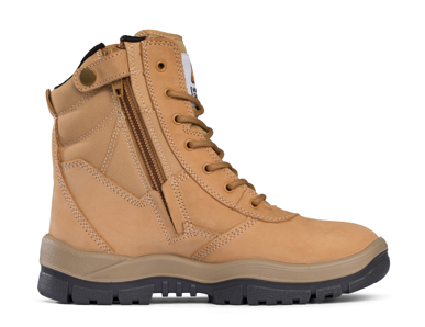 Picture of Mongrel Boots-251050-High Leg ZipSider Boot