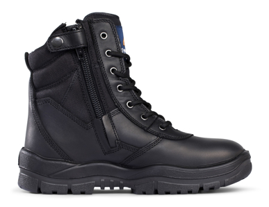Picture of Mongrel Boots-951020-Non Safety High Leg ZipSider Boot