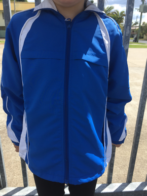 Picture of Sunbury State School Spray Jacket