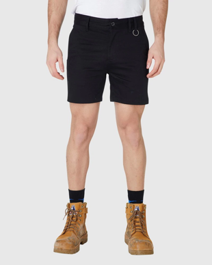 Picture of ELWD Workwear-EWD202-MENS BASIC SHORT
