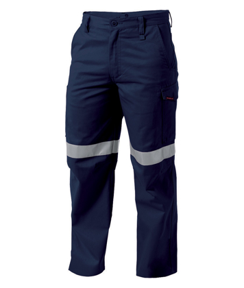 Picture of King Gee-K53800-Workcool 1 Reflective Pants
