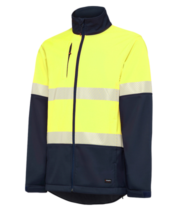 Picture of King Gee-K05002-Reflective Softshell Jacket